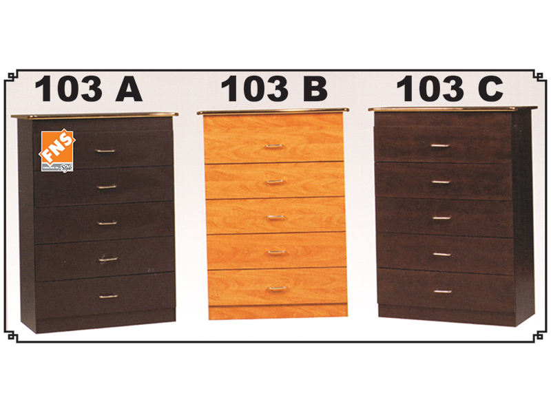 103 Chester Drawers