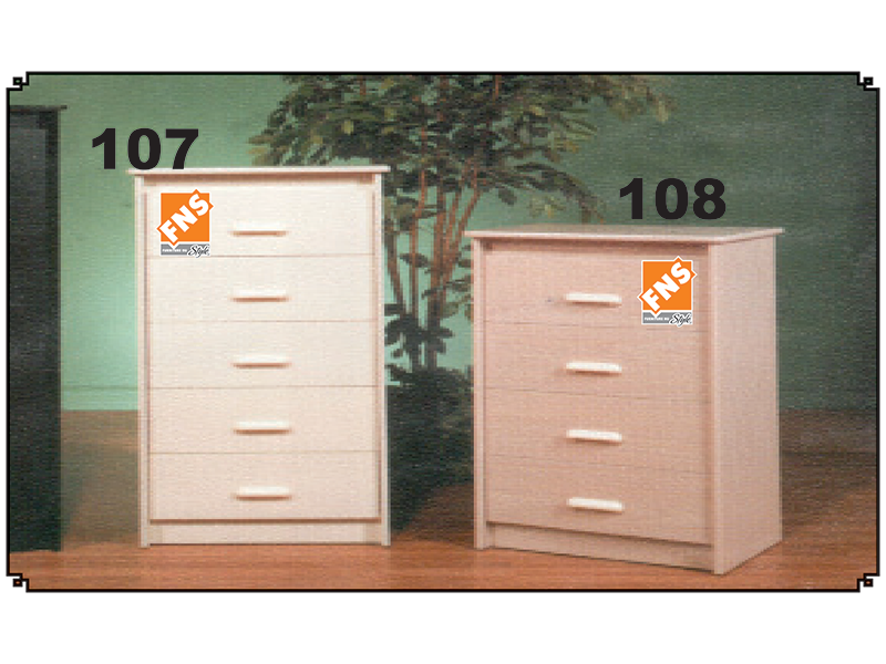 107 Chester Drawers