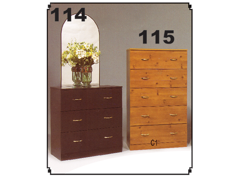 114 Chester Drawers