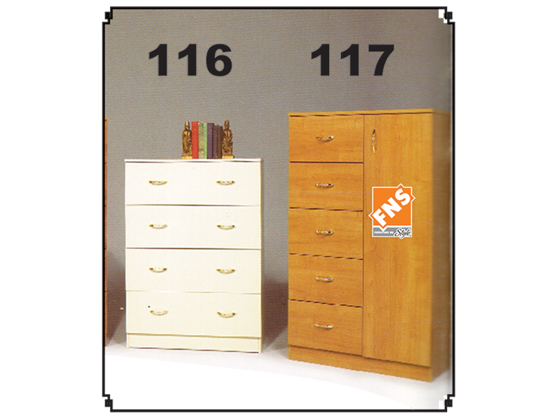 116 Chester Drawers